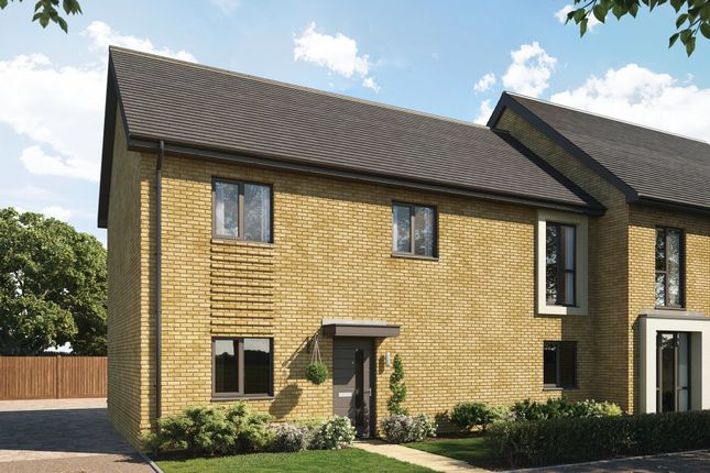 """Thumbnail Flat for sale in """"Iver"""" at Old Wokingham Road, Crowthorne"""
