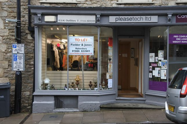 Thumbnail Retail premises to let in High Street, Malmesbury