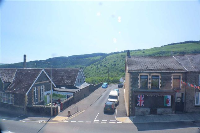 Views To Front of Wern Street, Clydach Vale, Tonypandy CF40