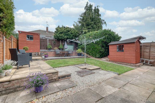 Garden of Segbourne Road, Rubery, Birmingham B45