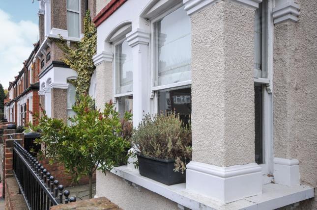 Exterior of Westbourne Road, Sydenham, London, . SE26