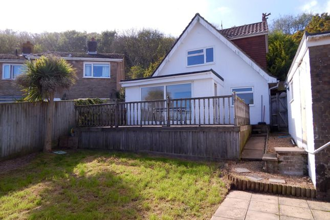 Thumbnail Detached house to rent in Den Hill, Eastbourne