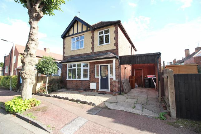 Thumbnail Detached house for sale in Imperial Avenue, Beeston, Nottingham