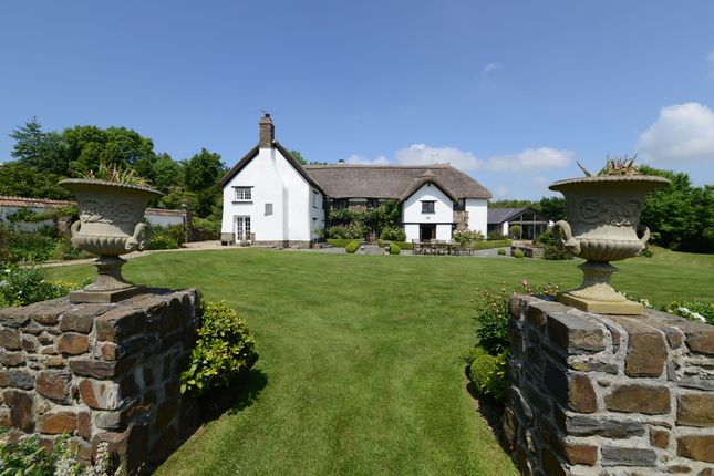 Thumbnail Detached house for sale in Kings Nympton, Umberleigh