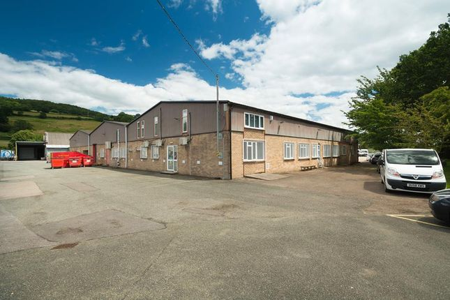 Thumbnail Light industrial to let in Couzens House, Elvicta Business Park, Crickhowell
