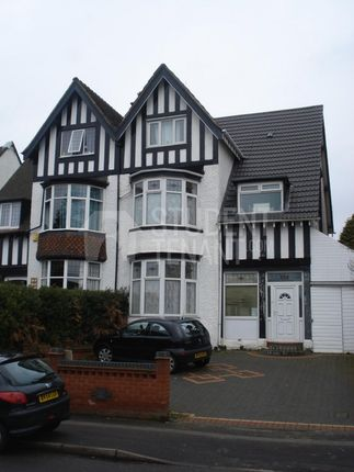 Thumbnail Shared accommodation to rent in Kingsbury Road, Birmingham