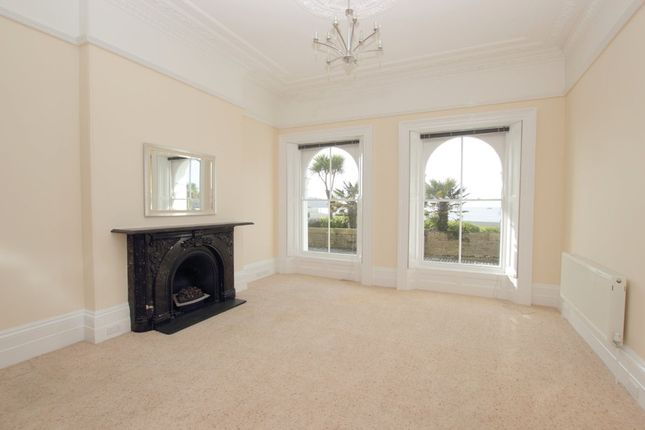 Thumbnail Flat for sale in Elliot Terrace, The Hoe, Plymouth