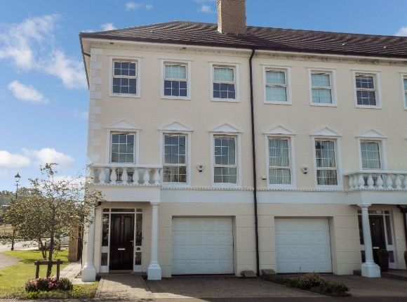 Thumbnail Town house to rent in Berkeley Hall Square, Lisburn