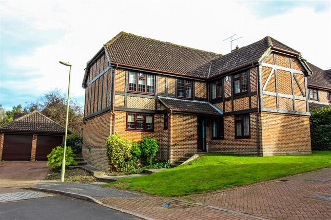 Thumbnail Detached house for sale in Catesby Gardens, Yateley, Hampshire