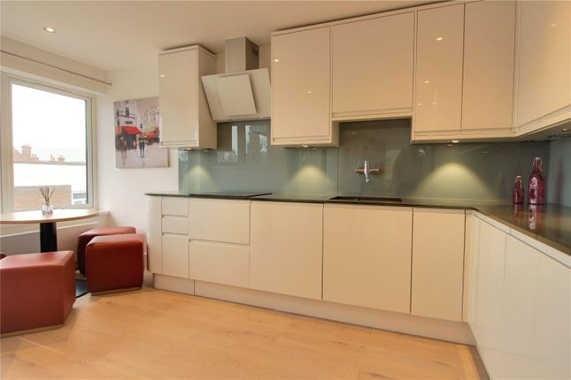 Thumbnail Flat for sale in Branksomewood Road, Hampshire