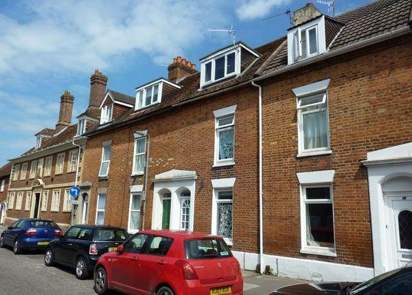 Thumbnail Terraced house to rent in Trinity Street, Salisbury