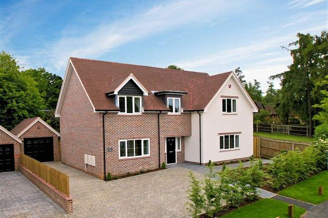 Thumbnail Detached house for sale in Woodland Way, Welwyn, Hertfordshire