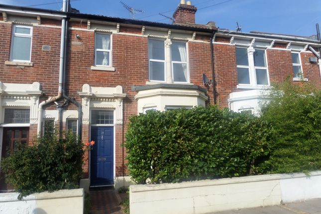 Thumbnail Flat to rent in Northcote Road, Southsea