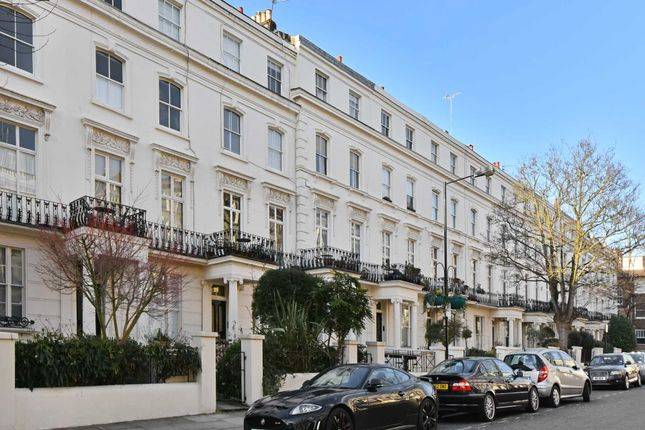 Thumbnail Terraced house for sale in Clarendon Gardens, London