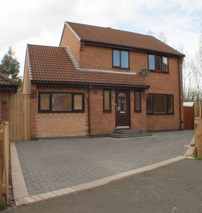 Thumbnail Detached house for sale in Woodcroft Close, Annitsford, Cramlington