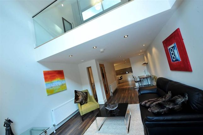 Thumbnail Flat to rent in One-Bedroom Duplex Apartment At The Residence, Belfast