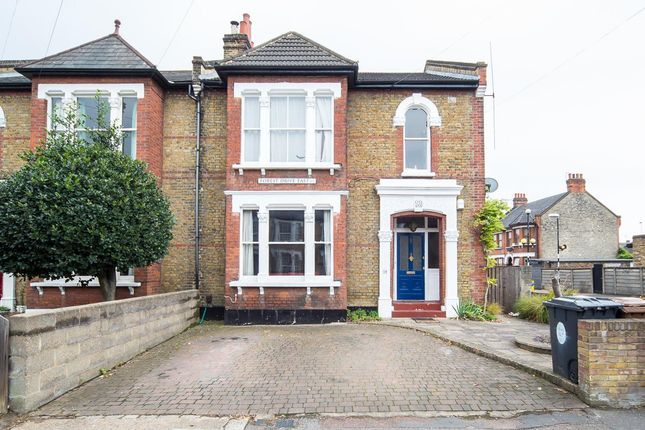 Thumbnail End terrace house for sale in Forest Drive East, London