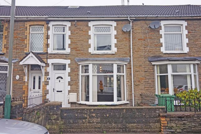 Thumbnail Terraced house for sale in Brynavon Terrace, Hengoed