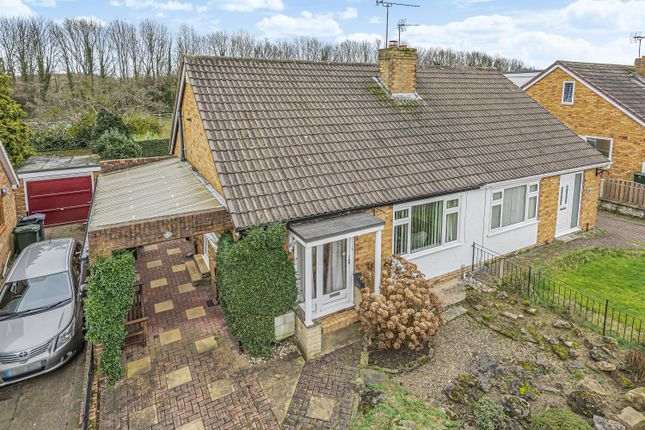 Thumbnail Semi-detached bungalow for sale in Oxton Drive, Tadcaster