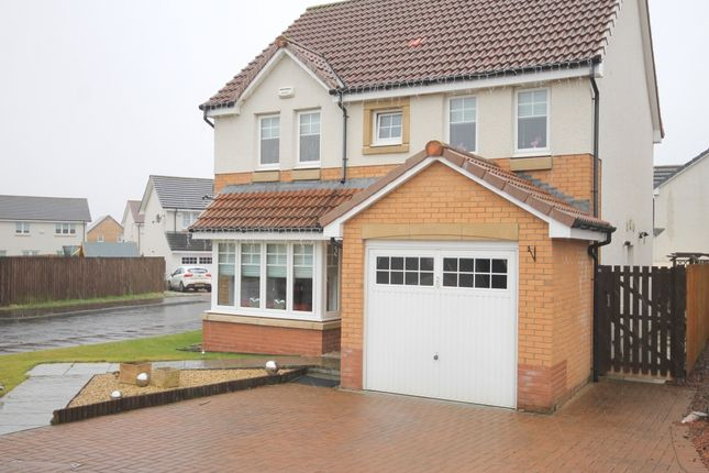 Thumbnail Detached house for sale in 20 Shankly Drive, Newmains, Wishaw