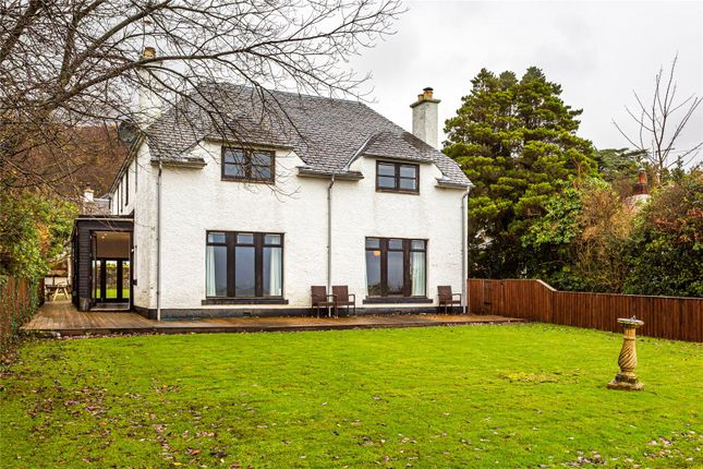 5 bed detached house for sale in Benvarren, Corrie, Isle Of Arran, North Ayrshire KA27