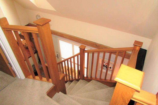 Stairs of Hardinge Place, Toddington, Dunstable LU5