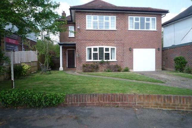 Thumbnail Detached house to rent in Croft Way, Sevenoaks