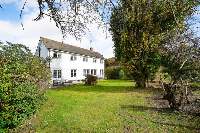 Thumbnail Detached house for sale in Wellgreen Lane, Kingston, Lewes