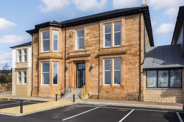 3 bed flat for sale in Apartment 6, West Abercromby Street, Helensburgh G84
