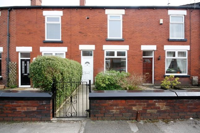 Thumbnail Terraced house to rent in Markland Hill Lane, Bolton