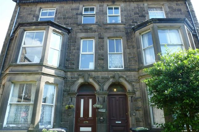 Thumbnail Flat for sale in Fairfield Road, Buxton, Derbyshire