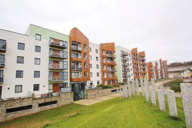 Thumbnail Flat to rent in Argentia Place, Bristol