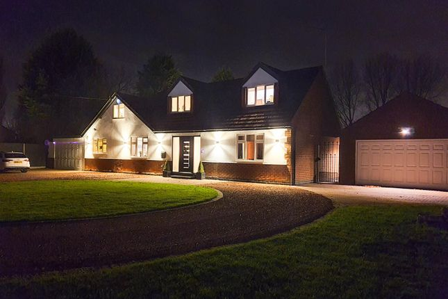Thumbnail Detached house for sale in Melton Road, Stanton On The Wolds, Nottingham