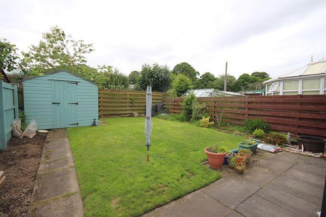 Garden of 8 Beechwood Road, Raigmore, Inverness IV2