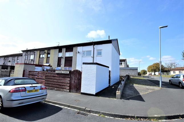 2 bed end terrace house to rent in Duddon Close, Peterlee, County Durham SR8