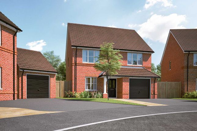 "Thumbnail Detached house for sale in ""The Goodridge"" at Celsea Place, Cholsey, Wallingford"