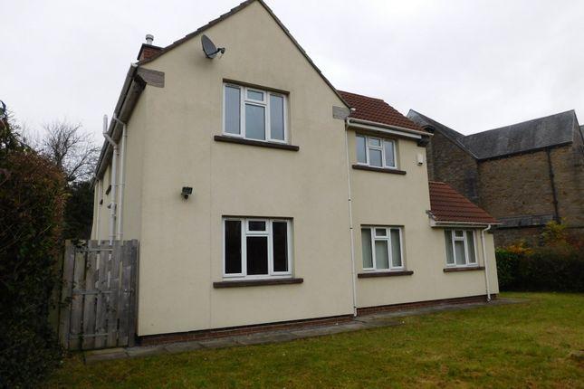 Thumbnail Detached house to rent in High Street, Newbridge, Newport
