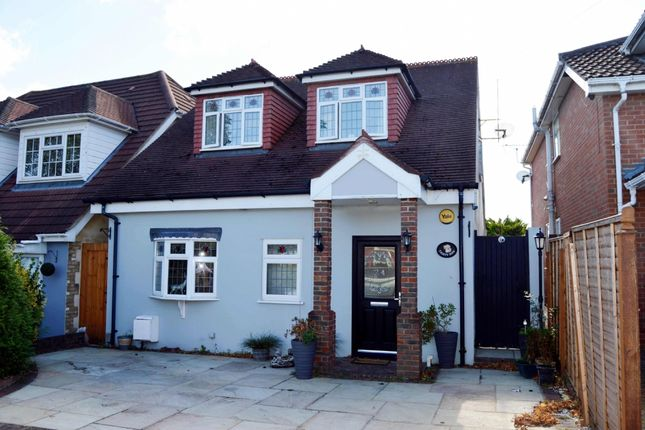 Thumbnail Semi-detached house for sale in Greenway, Harold Wood, Romford