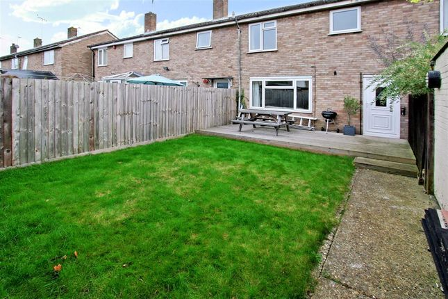 Terraced house for sale in Smith Walk, Bury St. Edmunds