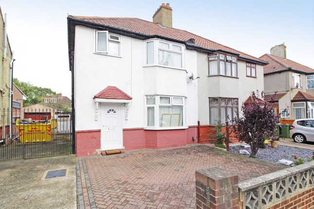 Thumbnail Semi-detached house for sale in Montcalm Road, Charlton
