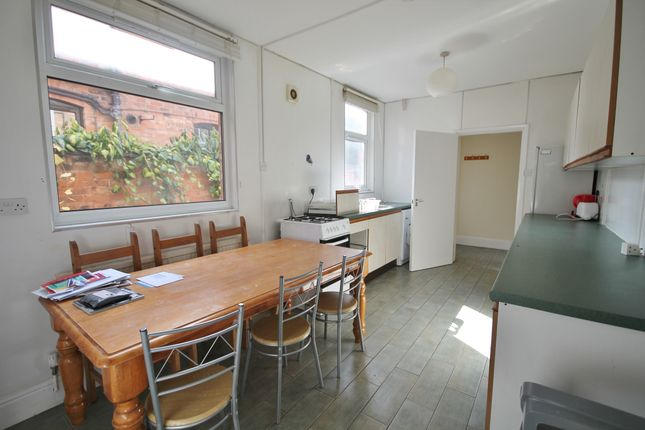 Thumbnail Terraced house to rent in Briton Street, West End, Leicester