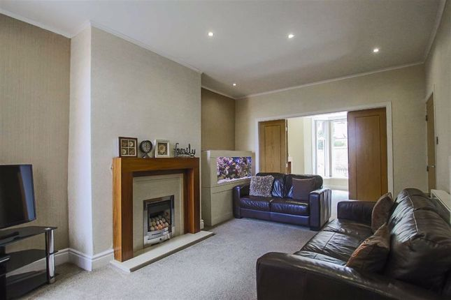 Thumbnail Terraced house for sale in Queens Park Road, Guide, Blackburn