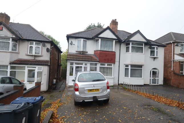 Semi-detached house for sale in Bromford Lane, Washwood Heath, Birmingham