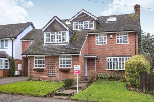 Thumbnail Link-detached house for sale in The Village, Chaddesley Corbett, Kidderminster