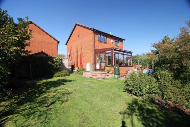 Thumbnail Detached house for sale in Pinwood Meadow Drive, Exeter