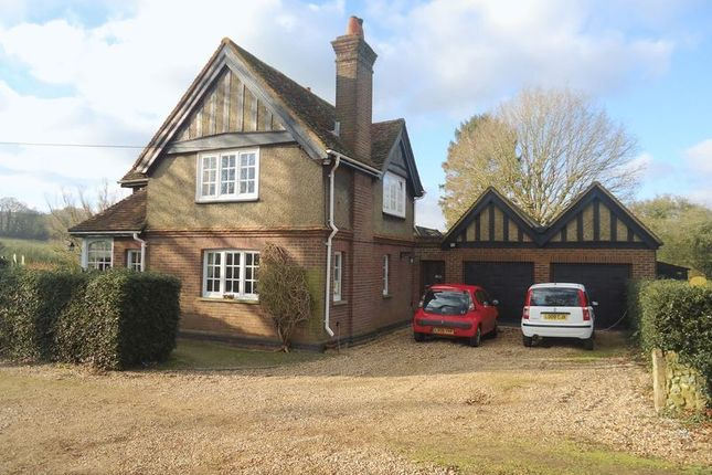 Thumbnail Detached house for sale in Dagnall Road, Great Gaddesden, Hemel Hempstead