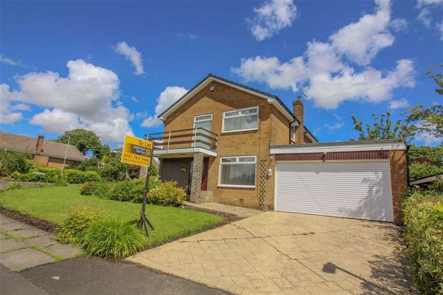 Thumbnail Detached house to rent in Humber Drive, Bury, Lancashire