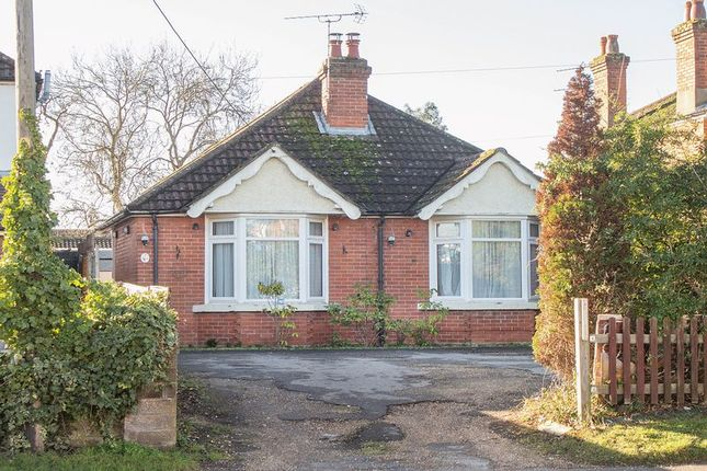 Thumbnail Detached bungalow for sale in Salisbury Road, Totton, Southampton