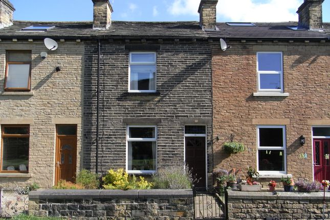 Thumbnail Terraced house to rent in South View, Greengates, Bradford