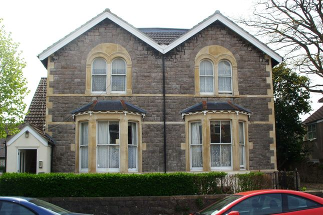 Thumbnail Flat to rent in Beaconsfield Road, Weston Super Mare